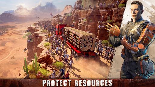Age of Z Origins:Tower Defense screenshot 9