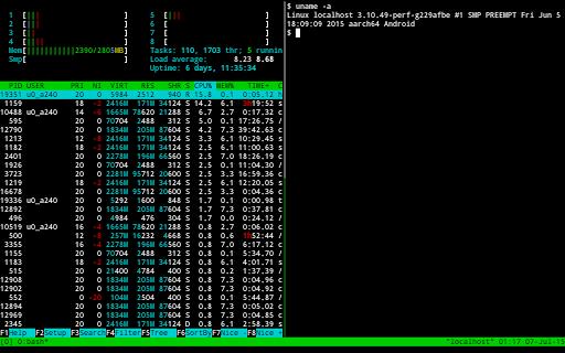 Termux screenshot 6