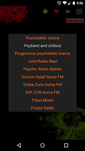 Schizoid Radio Online Free 2 تصوير الشاشة