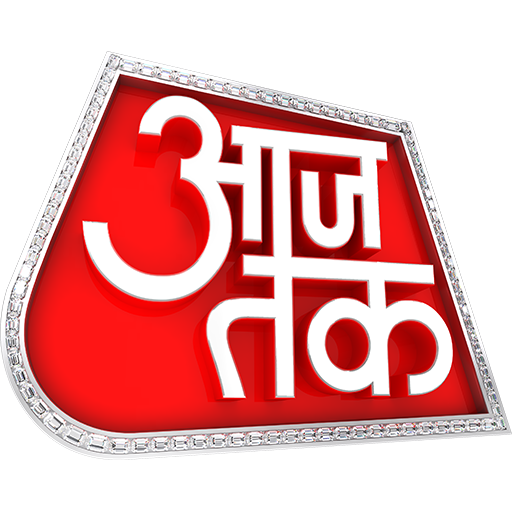 Aaj Tak Live TV News - Latest Hindi India News App icon