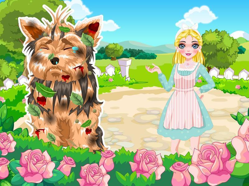 Princess Dog Care screenshot 1