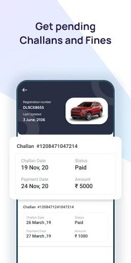 RTO Vehicle Information screenshot 4