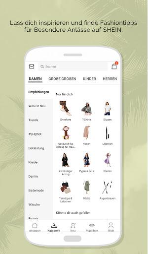 SHEIN-Shopping und Fashion screenshot 7