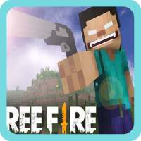 Mod free fire for MCPE on APKTom