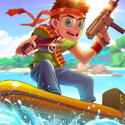 Ramboat - Offline Shooting Action Game icon