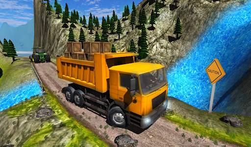Truck Driver Cargo screenshot 1
