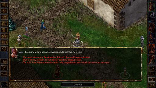 Baldur's Gate: Enhanced Edition screenshot 4