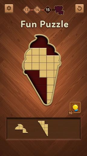 Jigsaw Wood Block Puzzle screenshot 4