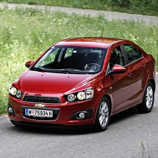 Chevrolet New Aveo Sonic T300 icon