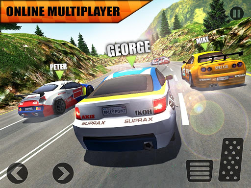 Car Racing Legend 2018 screenshot 8