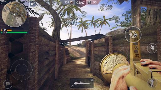World War 2 - Battle Combat (FPS Games) screenshot 4