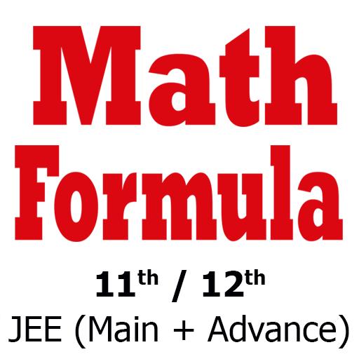 Math Formula for 11th 12th icon