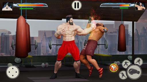 GYM Fighting Games: Bodybuilder Trainer Fight PRO screenshot 2