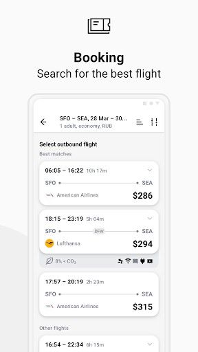 App in the Air - Personal travel assistant screenshot 2