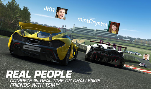 Real Racing  3 9 تصوير الشاشة