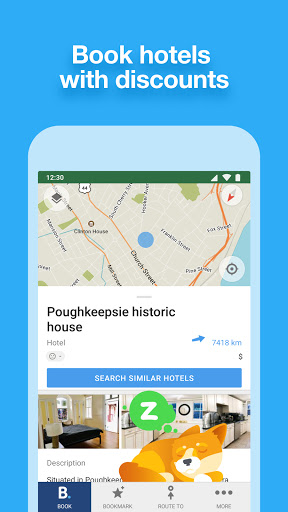 MAPS.ME – Offline maps, travel guides & navigation screenshot 4