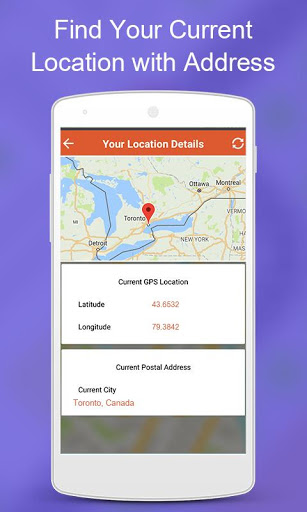 Mobile Number Location Finder - Voice Navigation screenshot 6
