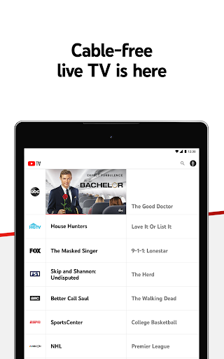 YouTube TV - Watch & Record Live TV screenshot 6