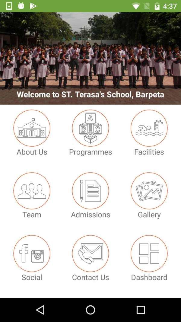 St. Teresa's School screenshot 4