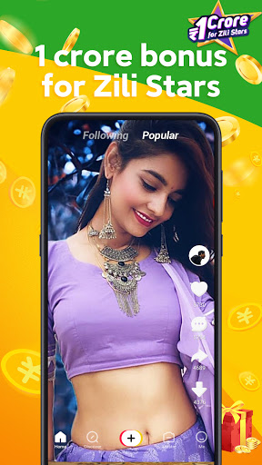 Zili - Short Video App for India | Funny скриншот 3
