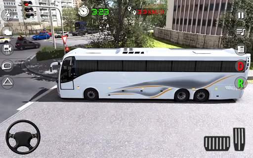 Real Bus Parking: Driving Games 2020 screenshot 4
