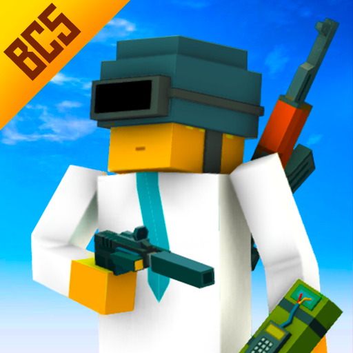 Battle Craft - best fps shooting games action war icon