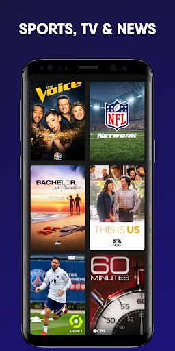fuboTV: Watch Live Sports, TV Shows, Movies & News screenshot 3