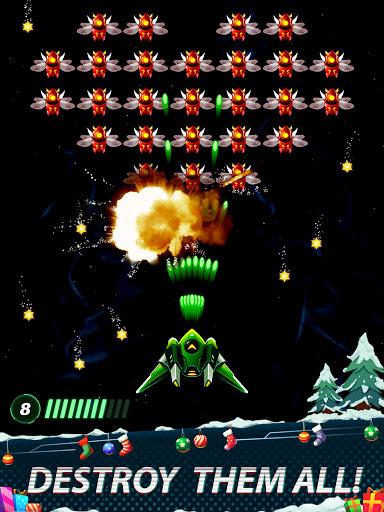 Galaxy Attack - Space Shooter 2021 screenshot 7