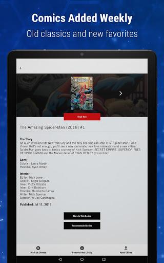 Marvel Unlimited 14 تصوير الشاشة