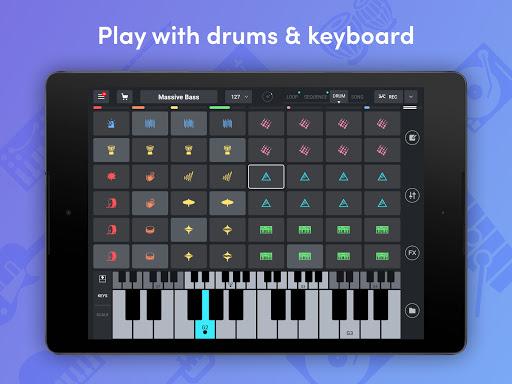 Remixlive - Make Music & Beats screenshot 10