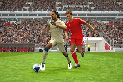 eFootball PES 2021 6 تصوير الشاشة