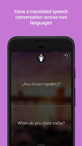 Microsoft Translator screenshot 3