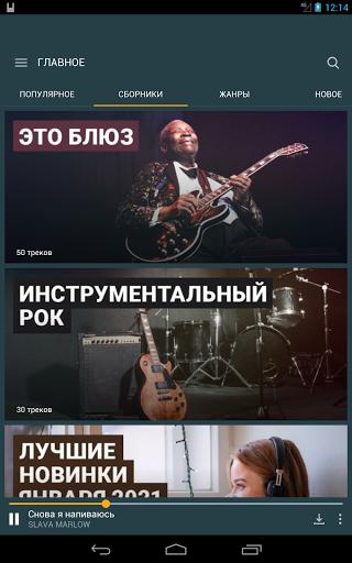 Zaycev.net: скачать и слушать музыку бесплатно screenshot 11
