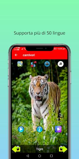 150 suoni animali screenshot 2