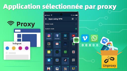 XY VPN - Gratuit, sécurisé, débloquer, super screenshot 7
