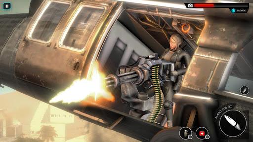 تغطية إضراب النار بندقية لعبة: غير متصل ألعاب 7 تصوير الشاشة