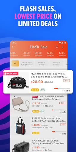 Lazada 12.12 Year End Sale screenshot 3