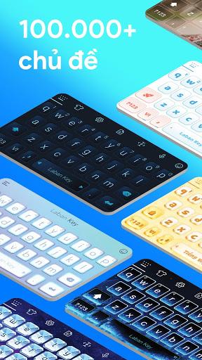 Laban Key: Vietnamese Keyboard 3 تصوير الشاشة