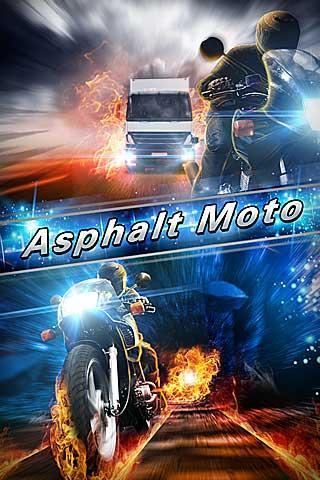 Asphalt Moto screenshot 4