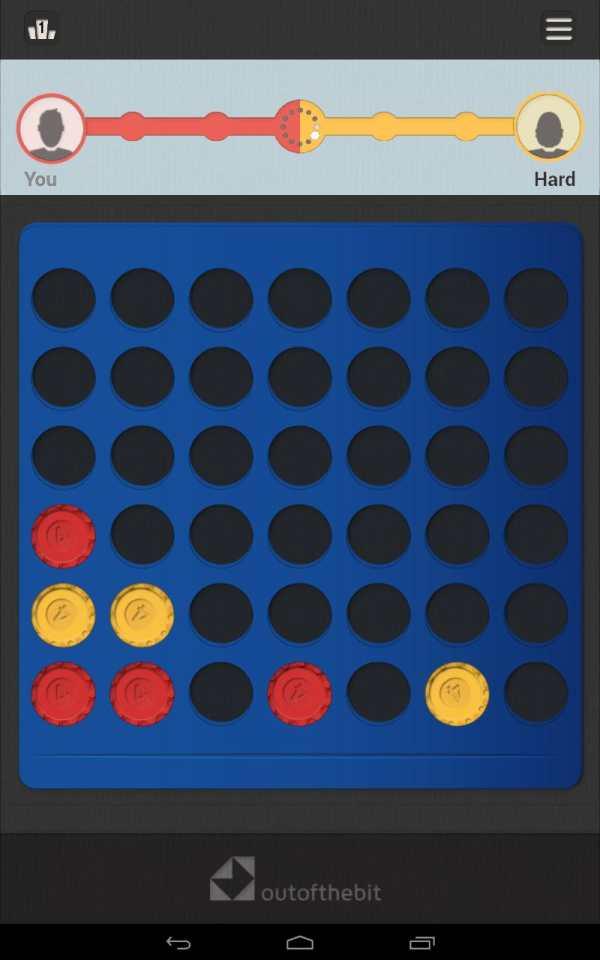 Four In A Row - Classic Board Games screenshot 4