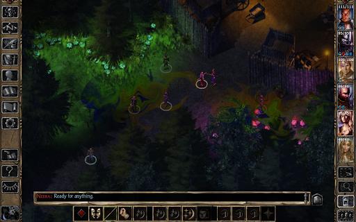 Baldur's Gate II screenshot 18