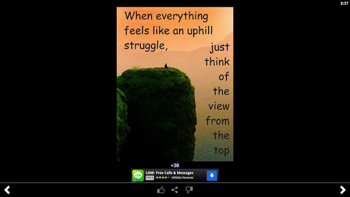 Inspirational Quotes Free 12 تصوير الشاشة