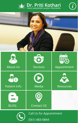 Dr. Priti Kothari 2 تصوير الشاشة