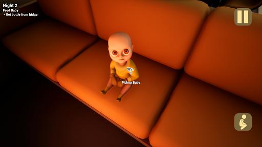 The Baby In Yellow screenshot 1