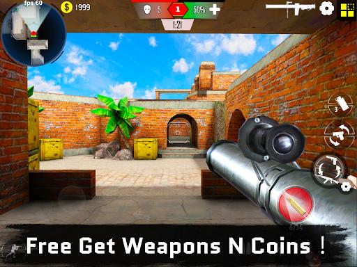 Gun Strike Force: Modern Ops - FPS Shooting Game screenshot 20