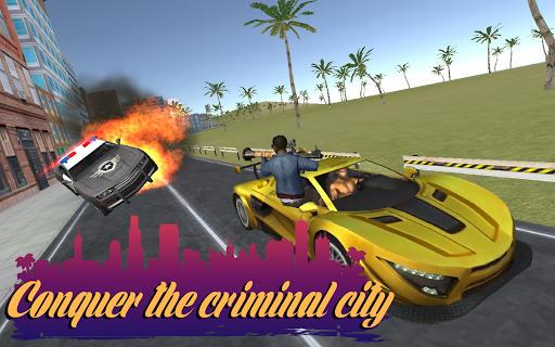 Miami Crime Vice Town स्क्रीनशॉट 2