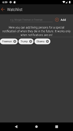 Who Has Died Recently? Celebrity & Notable Deaths screenshot 5