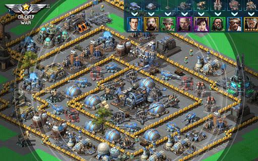 Glory of War - Mobile Rivals screenshot 7