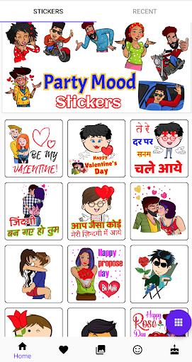 Stickers For WhatsApp ( WAStickerApps ) screenshot 8