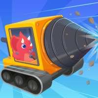 Dinosaur Digger 2 - Truck Simulator Games for kids on 9Apps